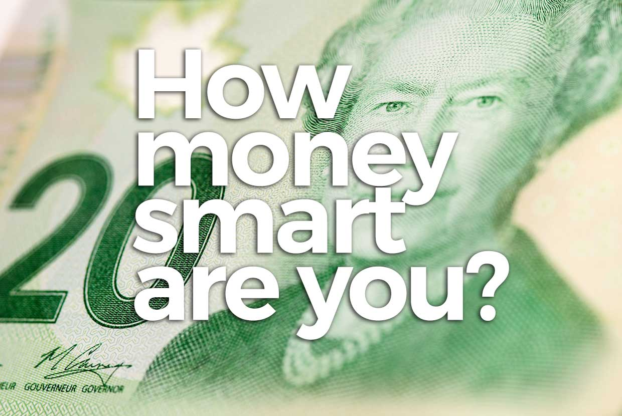 How Money Smart Are You?