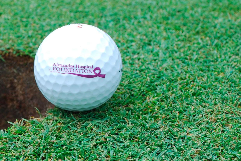 GM Cami Alexandra Hospital Tournament-golf-ball